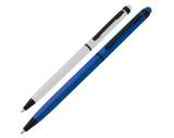 Metall Kugelschreiber mit schwarzem Untergrund